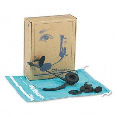 GN NETCOM GN 2120 Cord Flex Mono Over-Head Telephone Headset