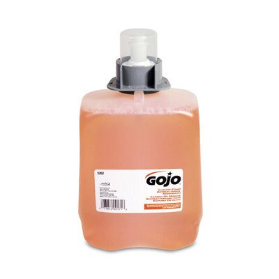 GOJO Industries ML FMX-20™ Refill Orange Blossom Scented Orange Antibacterial Luxury Foam Handwash