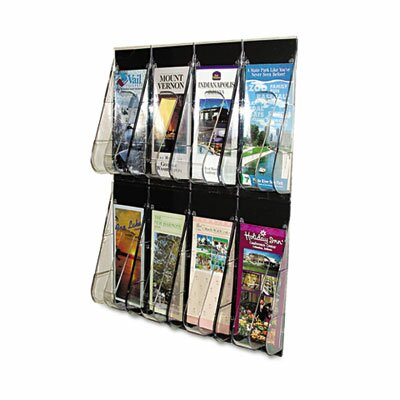 Multi-Pocket Wall-Mount Literature Systems