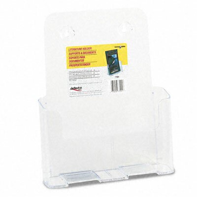 "Deflect-O Corporation Docuholder for Countertop or Wall Mount Use, 9.25"" Wide"