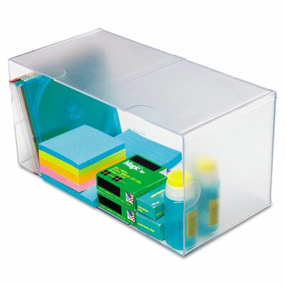 Deflect-O Corporation Desk Cube, Double Cube