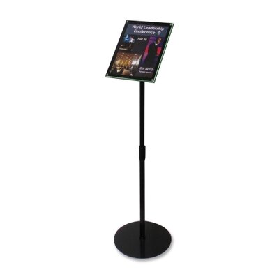 Deflect-O Corporation Telescoping Floor Sign Holder