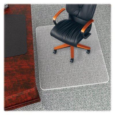 Deflect-O Corporation High Pile Beveled Edge Chair Mat