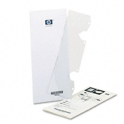 HP ADF Replacement Mylar Sheets for LaserJet 4345MFP, Three Sheets