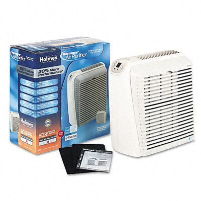 Holmes® Hepa/Carbon Odor Air Purifier, 418 Sq Ft Room Capacity