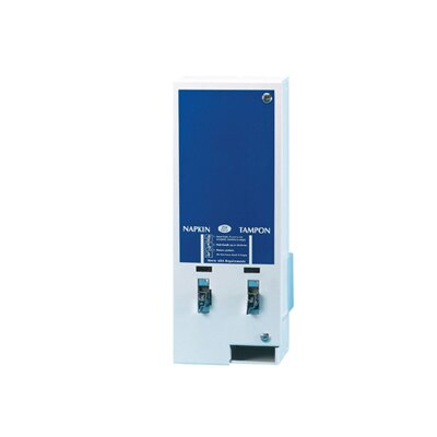 Hospital Specialty Electronic Vendor Dual Sanitary Napkin / Tampon Dispenser