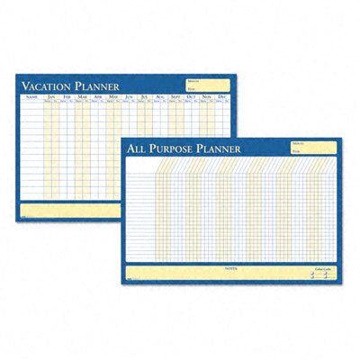 House of Doolittle All-Purpose/Vacation Plan-A-Board Calendar