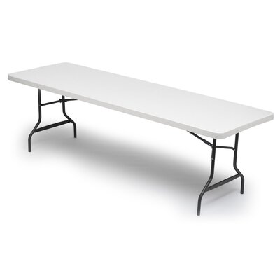 Iceberg Enterprises IndestrucTable TOO Rectangular Folding Table