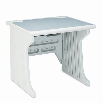 Iceberg Enterprises Aspira Modular Writing Desk Worstation