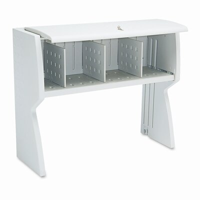 Iceberg Enterprises Aspira Desk Hutch