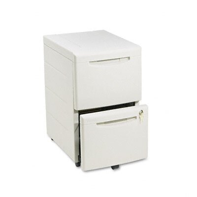 Iceberg Enterprises Workmanager Mobile Desk Height Pedestal File