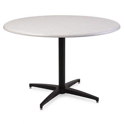 """Iceberg Enterprises Officeworks Round Table Top, 42"""" Diameter"""