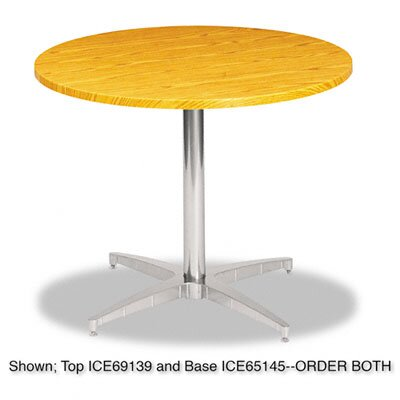 Iceberg Enterprises Indestructable Resin Rectangular Folding Table