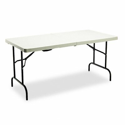 Iceberg Enterprises Indestructable Too Bifold Resin Folding Table