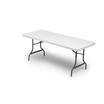 Iceberg Enterprises IndestrucTable TOO Rectangular Folding Table