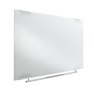 Iceberg Enterprises Clarity TOO Dry Erase Glass Board