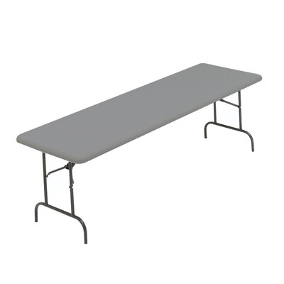 "Iceberg Enterprises Iceberg Indestruc table Too 1200 Series 96"" Rectangular Folding Table"