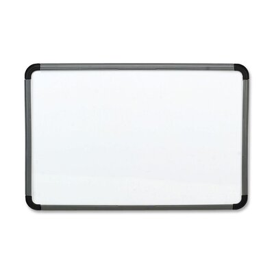 "Iceberg Enterprises 48"" x 36"" Dry Erase Board with Accessory Tray"