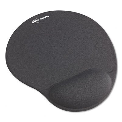 Innovera® Mouse Pad with Gel Wrist Pad