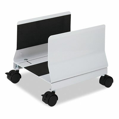Innovera® Metal Mobile CPU Stand