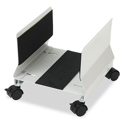 Metal Mobile CPU Stand