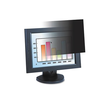 "Innovera® Black-Out Privacy Frameless Filter for 17"" Wide Notebook/LCD Monitor"