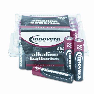 Innovera® Alkaline Batteries AAA 1.5 Volt