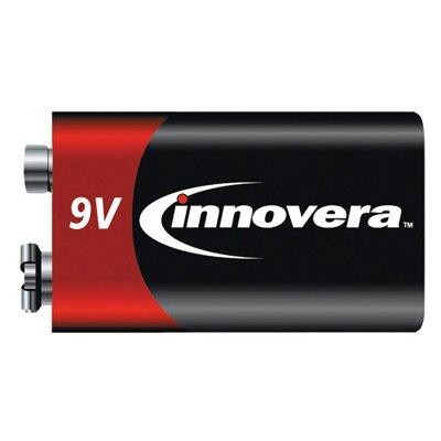 Innovera® Alkaline Batteries 9V 9.0 Volts