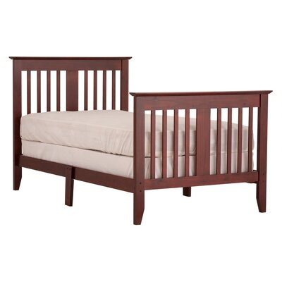 Storkcraft Beatrice Bed in Espresso