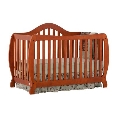 Storkcraft Monza Fixed Side Convertible Crib
