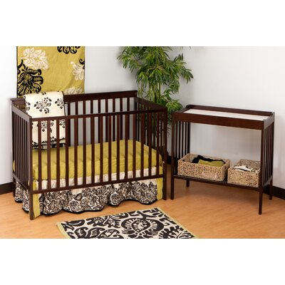 Storkcraft Milan Crib Set and Changer Combo