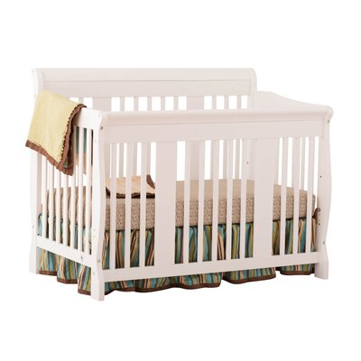 Storkcraft Tuscany 4-in-1 Convertible Crib
