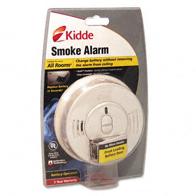 Kidde Fire and Safety Front-Load Smoke Alarm WidthMounting Bracket