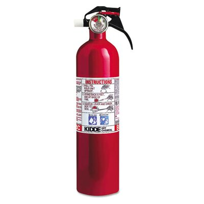 Kidde Fire and Safety Kitchen/Garage Fire Extinguisher