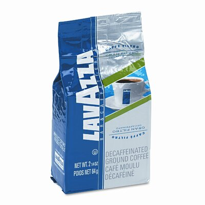 Lavazza Dek Decaf Espresso Whole Bean (Case of 12)