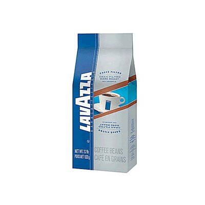 Lavazza Gran Filtro Dark Roast Whole Bean Bag for Drip Filter