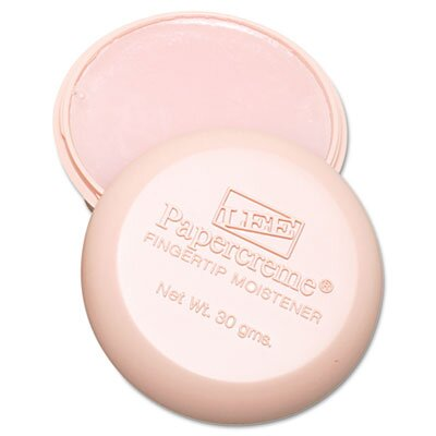 Lee Products Company Papercreme Fingertip Moistener, 30 Gram Non-Skid Container