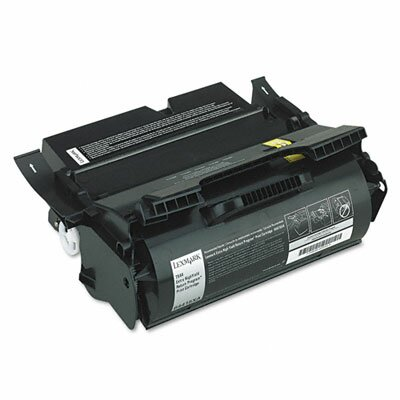 Lexmark International High-Yield Toner, 32000 Page-Yield