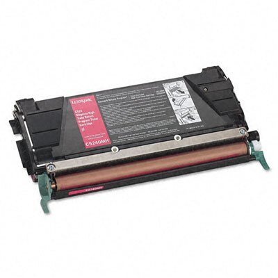 Lexmark International High-Yield Toner, 5000 Page-Yield