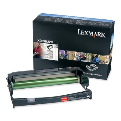 Lexmark International Photoconductor Kit, 25000 Page-Yield