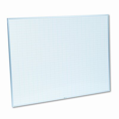 Magna Visual, Inc. Planning 3' x 4' Whiteboard