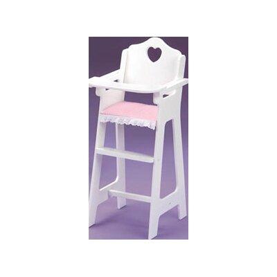 Badger Basket Doll High Chair Wayfair