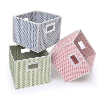 Folding Storage Cube | Wayfair
