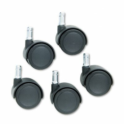 Master Caster Company Safety Casters (Set of 5)
