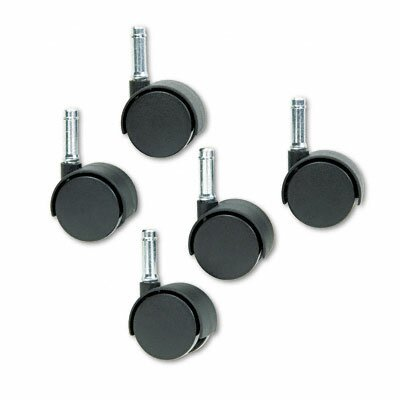 Master Caster Company Duet Twin Wheels (Set of 5)
