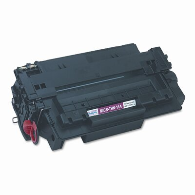 MicroMICR Corporation MICR Toner for LJ 2400, 2420, 2430, Equivalent to HEW-Q6511A