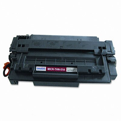 MicroMICR Corporation MICR Toner for LJ P3005, M3027/3035mfp, Equivalent to HEW-Q7551A