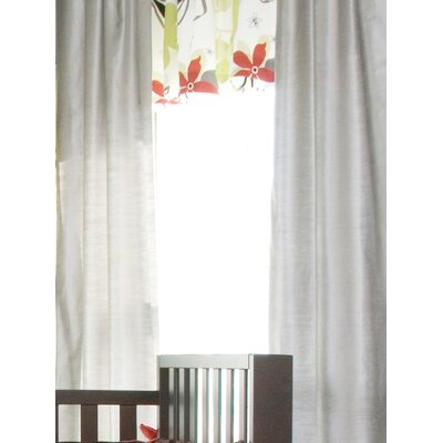 Glenna Jean McKenzie Rod Pocket Drape Panel  (Set of 2)