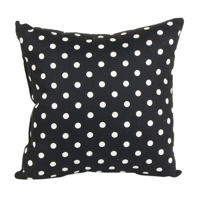 <strong>Glenna Jean</strong> McKenzie Dot Pillow