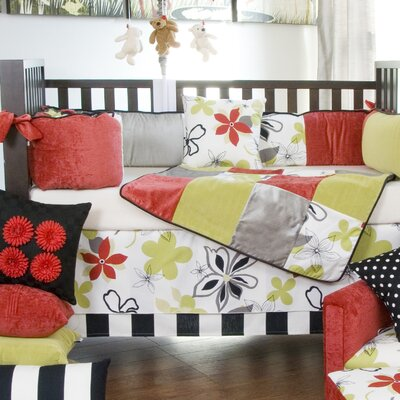 Glenna Jean McKenzie 4 Piece Crib Bedding Collection